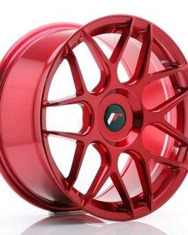 JR Wheels JR18 18×8,5 ET25-45 BLANK Platinum Red
