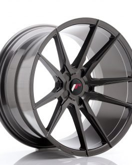 JR Wheels JR21 20×11 ET30-50 5H BLANK Hyper Gray