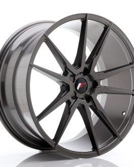 JR Wheels JR21 22×10,5 ET15-52 5H BLANK Hyper Gray