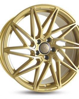 Keskin-Tuning KT20 Gold 8.5×19 ET: 45 – 5×112