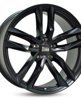 MAM RS3 Matt Black Painted 7×16 ET: 38 – 5×112