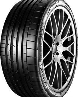 Continental SportContact 6 XL 245/35-19 (Y/93) Kesärengas