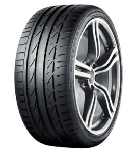 Bridgestone Potenza S001 XL MOExtended 255/40-18 (Y/99) KesÄrengas