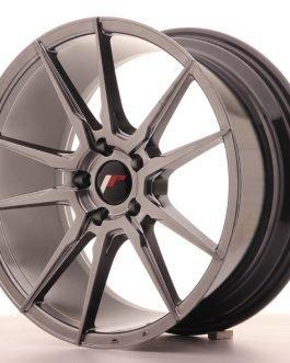JR Wheels JR21 18×8,5 ET40 5×114,3 Hyper Black