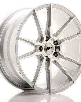 JR Wheels JR21 19×8,5 ET40 5×108 Silver Machined Face