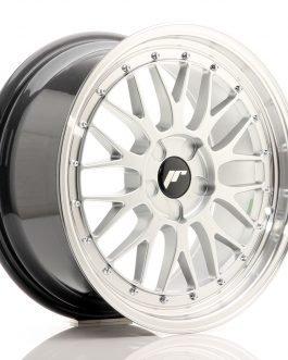 JR Wheels JR23 18×8,5 ET40-48 5H BLANK Hyper Silver w/Machined Lip