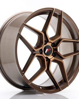 JR Wheels JR34 20×9 ET40 5×112 Platinum Bronze
