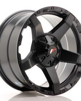 JR Wheels JRX5 18×9 ET15 6×114.3 Matt Black
