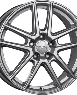 ANZIO SPLIT Gloss Gray 7.5×18 ET: 51 – 5×112