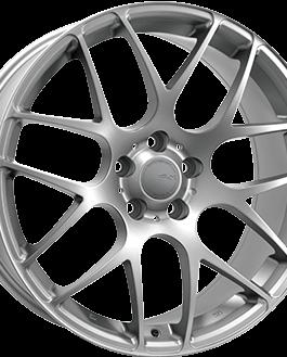 Fox Wheels FX7 Gunmetal Dull 8.0×17 ET: 35 – 5×112