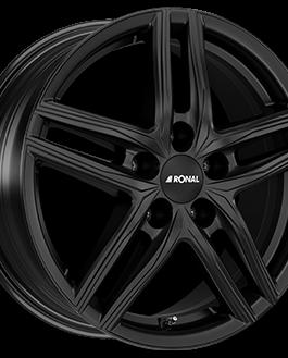 Ronal R65 Dull Black 7.0×18 ET: 45 – 5×112