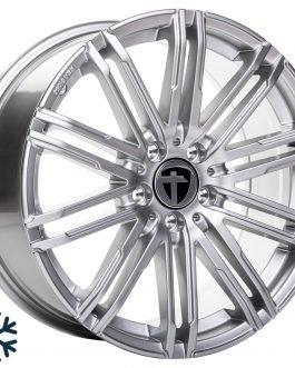 Tomason TN18 Bright Silver 8.0×18 ET: 48 – 5×112