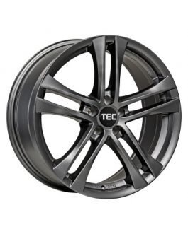 TEC Speedwheels AS4 Gun metal CB: 72.5 7×16 ET: 48 – 5×112