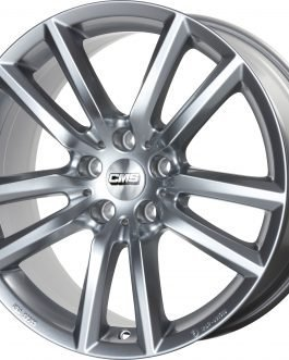 CMS C27 Racing Silver 6×16 ET: 45 – 5×100