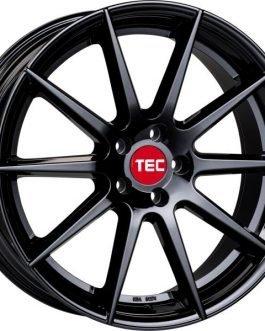TEC Speedwheels GT7 Black glossy CB: 72.5 9×21 ET: 40 – 5×114.3