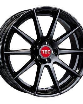 TEC Speedwheels GT7 Black glossy CB: 72.5 8.5×20 ET: 40 – 5×114.3