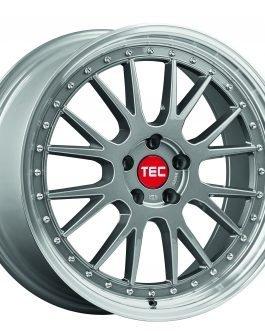 TEC Speedwheels GTE Titan polished lip CB: 72.5 8×18 ET: 35 – 5×112