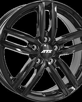 ATS ANTARES Gloss Black 8.0×18 ET: 47 – 5×112
