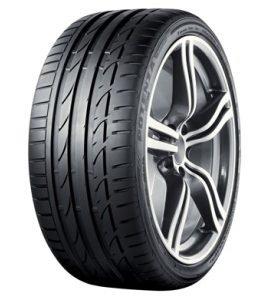 Bridgestone Potenza S001 EXT 245/50-18 (W/100) KesÄrengas