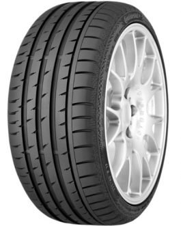Continental Conti- SportContact 3 SSR (*) 225/45-17 (Y/91) KesÄrengas