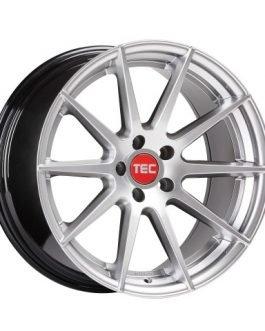 TEC Speedwheels GT7 Hyper Silver CB: 72.5 10×20 ET: 35 – 5×112