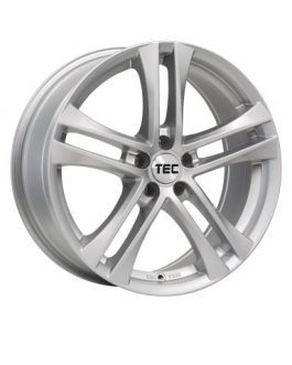 TEC Speedwheels AS4 Cristal silver CB: 72.5 8×18 ET: 35 – 5×112
