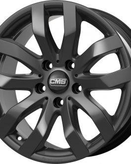 CMS C22 Complete Black Gloss 7×16 ET: 55 – 5×114.3