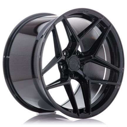 Concaver Concaver CVR2 19x9,5 ET20-45 BLANK Platinum Black 9.50x19