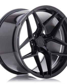 Concaver CVR2 20×8,5 ET20-45 BLANK Platinum Black