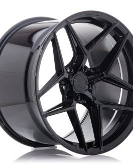 Concaver CVR2 20×9 ET20-51 BLANK Platinum Black