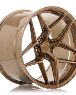 Concaver CVR2 22×10 ET20-64 BLANK Brushed Bronze