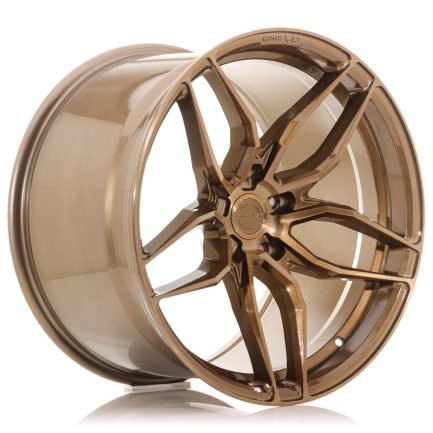 Concaver Concaver CVR3 19x10 ET20-51 BLANK Brushed Bronze 10.00x19