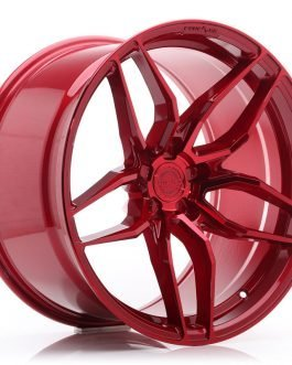 Concaver CVR3 20×10 ET20-48 BLANK Candy Red