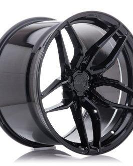 Concaver CVR3 20×8,5 ET20-45 BLANK Platinum Black