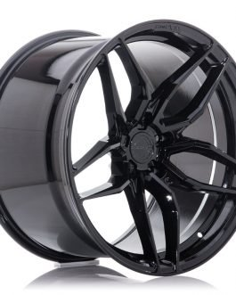 Concaver CVR3 22×10 ET20-64 BLANK Platinum Black