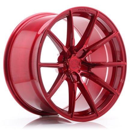 Concaver Concaver CVR4 20x9 ET20-51 BLANK Candy Red 9.00x20