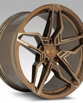 Corspeed Kharma Higloss-Bronze brushed Surface 10.0×20 ET: 35 – 5×114.3