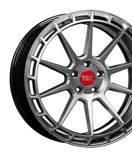 TEC Speedwheels GT8 Hyper Silver CB: 63.4 8×18 ET: 38 – 4×108