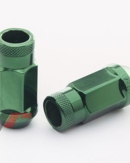 Forged Steel Japan Racing Nuts JN1 12×1,25 Green