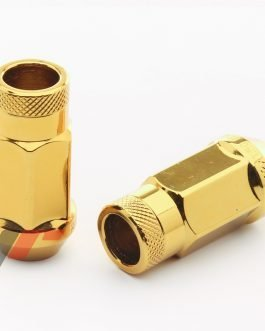 Forged Steel Japan Racing Nuts JN1 12×1,5 Gold