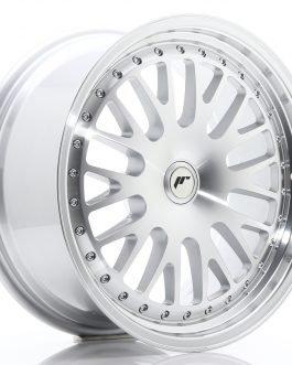 JR Wheels JR10 18×8,5 ET20-45 BLANK Silver Machined Face