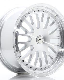 JR Wheels JR10 19×8,5 ET20-35 BLANK Silver Machined Face