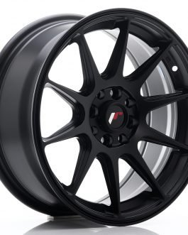JR Wheels JR11 16×7 ET30 4×100/114 Flat Black