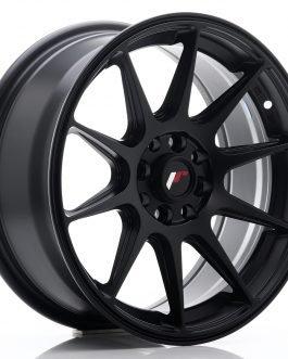 JR Wheels JR11 16×7 ET30 5×100/114 Flat Black