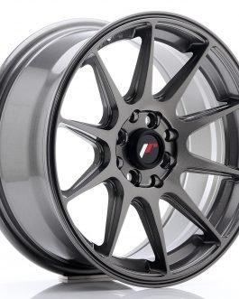 JR Wheels JR11 16×7 ET25 4×100/108 Hyper Gray