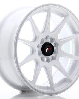 JR Wheels JR11 16×7 ET25 4×100/108 White