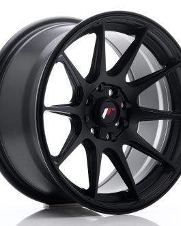 JR Wheels JR11 16×8 ET25 4×100/108 Flat Black
