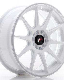 JR Wheels JR11 17×7,25 ET35 4×100/114,3 White