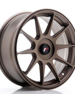 JR Wheels JR11 17×7,25 ET35-40 BLANK Matt Bronze