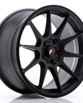 JR Wheels JR11 17×8,25 ET25 4×100/108 Matt Black